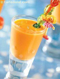 Orange Banana Smoothie ( Eat Well Stay Well Recipes )
