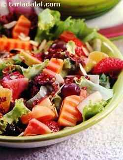 Rainbow Salad ( Eat Well Stay Well Recipes )