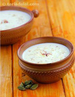 Rice Kheer ( Microwave Recipe)