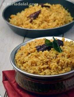 South Indian Stir Fry Rice
