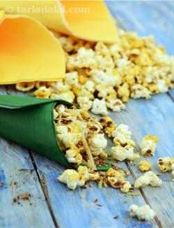 Indian Spiced Popcorn Recipes — Dishmaps