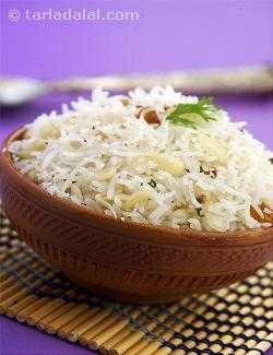 Sprouted Vaal ka Pulao