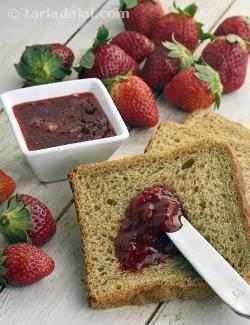 Strawberry Jam, Fresh Strawberry Jam Recipe