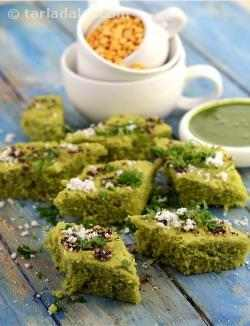 Toovar Methi Na Dhokla ( Gujarati Recipe)