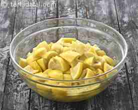 Sweet Lemon Pickle Nimboo Ka Achar No Oil Lemon Pickle Recipe