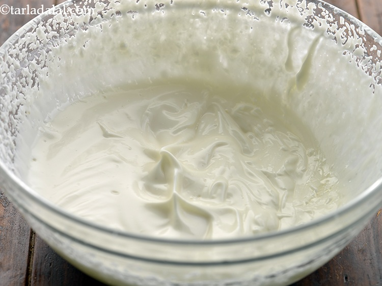 Eggless Mayonnaise Recipe Veg Mayonnaise Homemade Eggless Mayonnaise