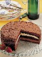 Double Layered Chocolate Truffle Gateau ( Know Your Flours )