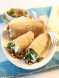 Mint and Masoor Roll ( Wraps and Rolls)