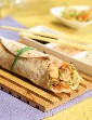 Thai Satay Paneer Wrap ( Wraps and Rolls) in Hindi