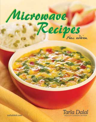 Microwave cooking cookbook by tarla dalal indian microwave recipes microwave cooking forumfinder