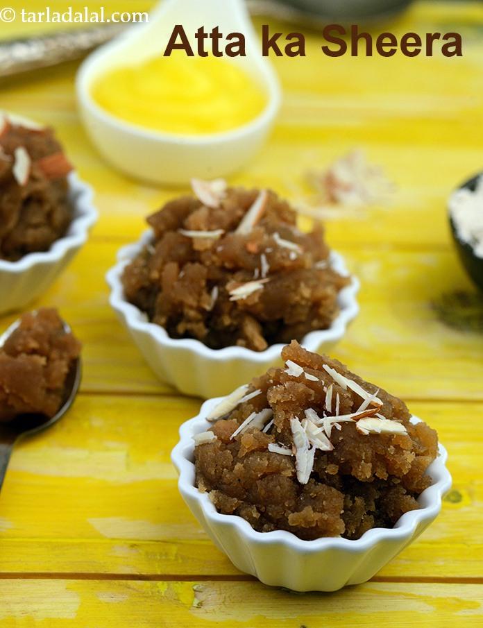 Atta ka sheera gujarati recipe gujarati sweets gujarati atta ka sheera gujarati recipe gujarati sweets gujarati mithai recipes gujarati cuisine gujarati food indian cuisines tarladalal forumfinder Images