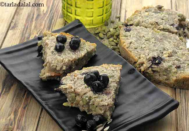 Almond Berry and Coconut Cake, For Fitness and Weight Loss