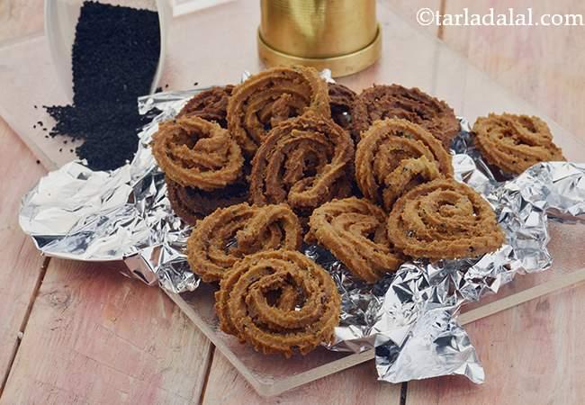 बाजरा चकली - Bajra Chakli