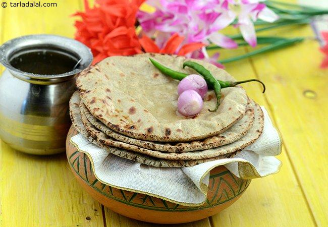 बाजरा रोटी | राजस्थानी बाजरे की रोटी | पौष्टिक बाजरा रोटी | - Bajra Roti