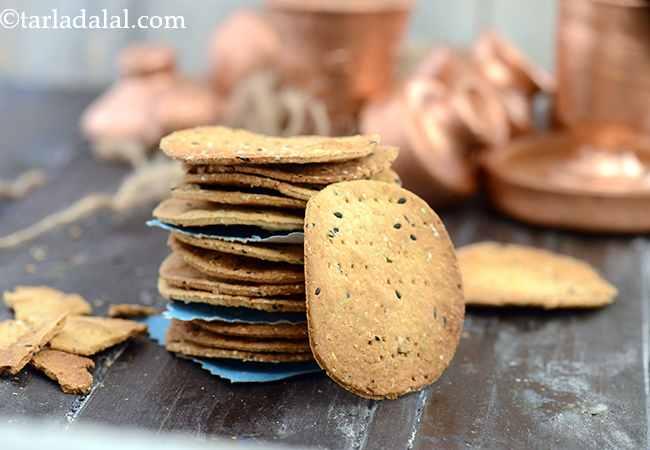 Baked Oats Puri