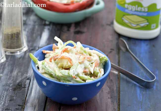 Basic Coleslaw Recipe