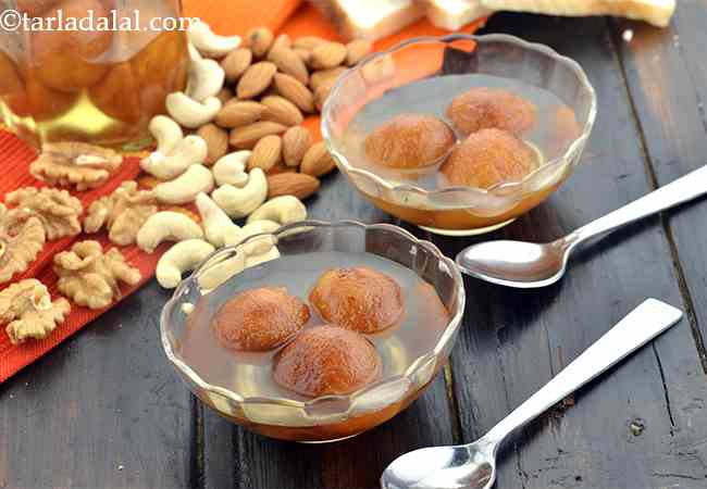 Bread Gulab Jamun Recipe, Quick Indian Sweet