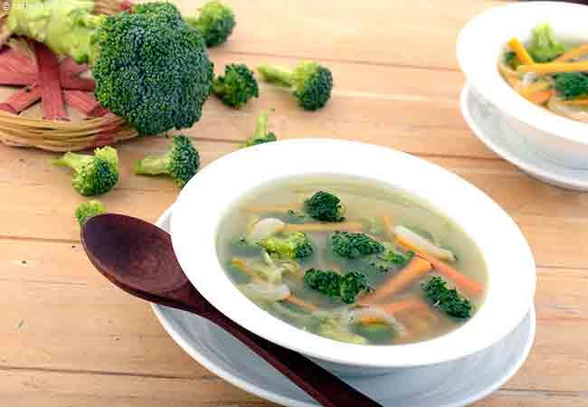 Broccoli Broth