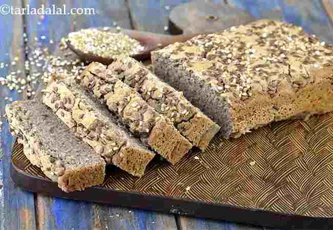 Buckwheat and Quinoa Bread