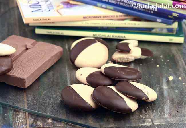 Choco Dip Cookies