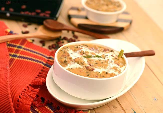 दाल मखनी रेसिपी | पंजाबी दाल मखनी | ढाबा स्टाइल दाल मखनी | - Dal Makhani