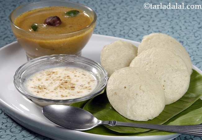 Faraali Idli Sambhar ( Faraali Recipes)