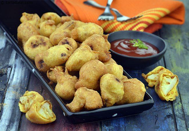 Gobi Pakora, Cauliflower Pakoda