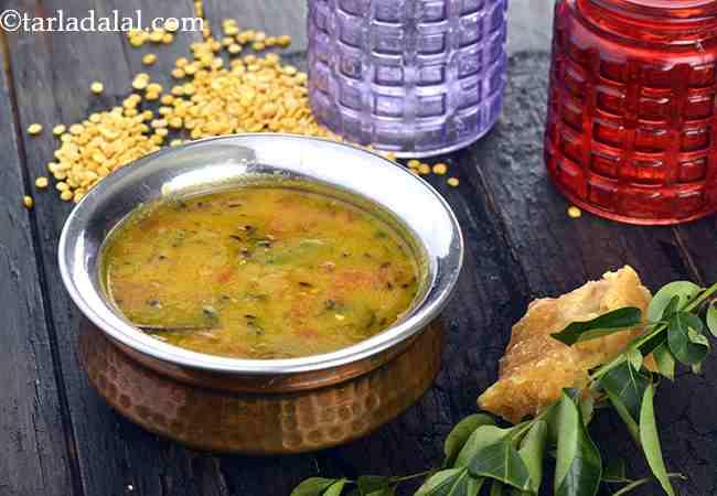गुजराती दाल रेसिपी | गुजराती तुअर दाल | गुजराती अरहर दाल | - Gujarati Dal ( Gujarati Recipe)