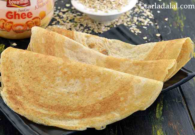 Healthy Oats Dosa