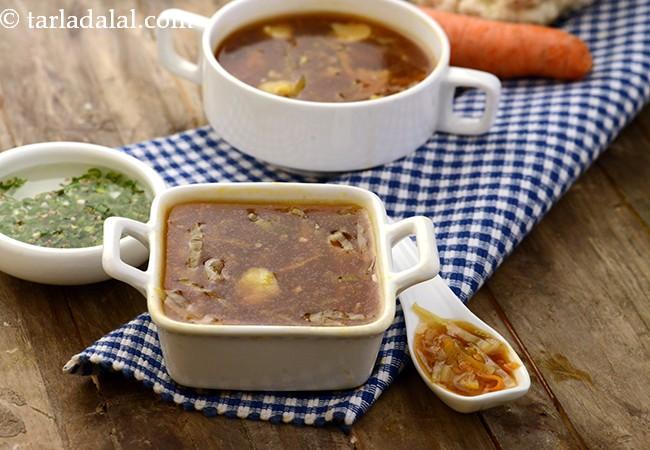 हॉट एंड सॉर सूप रेसिपी | हॉट एंड सॉर वेजिटेबल सूप | रेस्टोरेंट स्टाइल हॉट एंड सॉर सूप