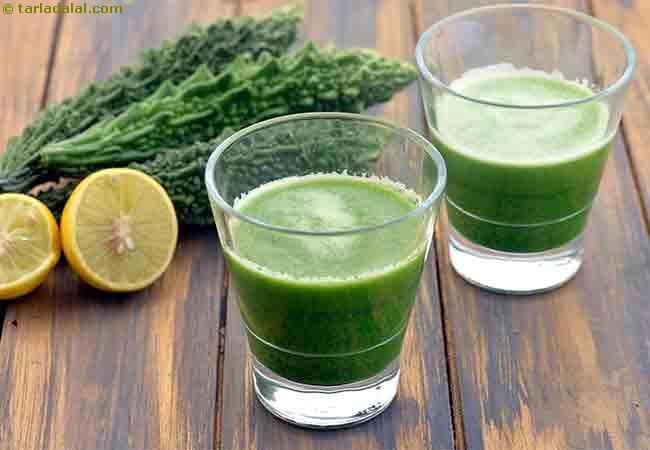How To Make Karela Juice