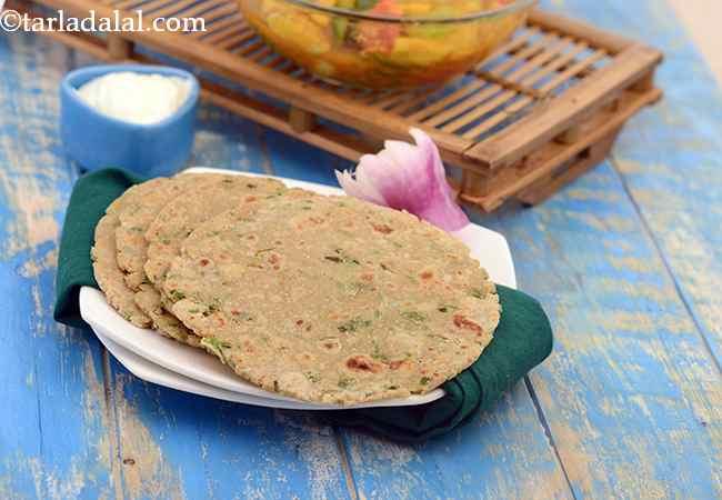 ज्वार प्याज की रोटी की रेसिपी | ज्वार की रोटी | स्वस्थ नाश्ता | हेल्दी ब्रेकफास्ट - Jowar Pyaz Ki Roti ( Healthy Breakfast)