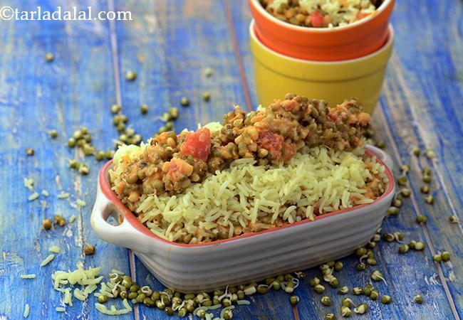 कोरमा राईस - Korma Rice Recipe