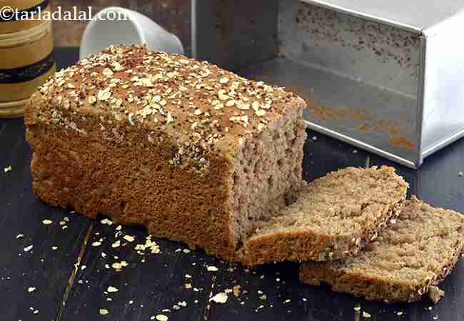Low Salt High Fiber Multigrain Bread