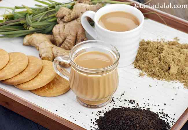 मसाला चाय - Masala Chai Or Masala Tea