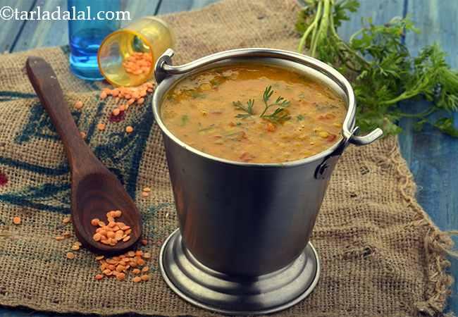 Masoor Dal, Easy Masoor Dal Recipe