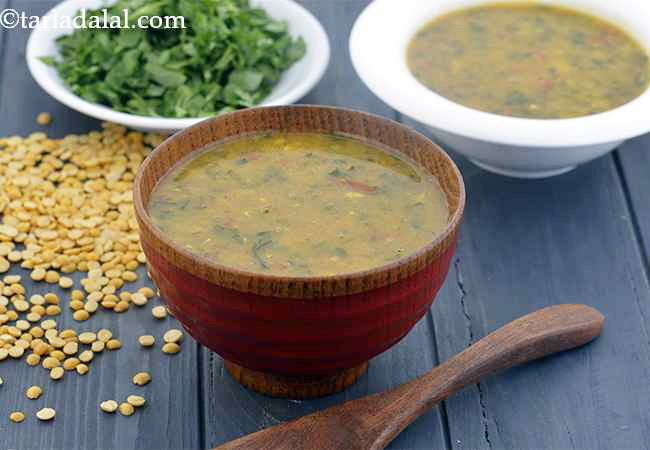 Methi Toovar Dal, Healthy Recipe