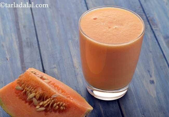 Melon Magic, Muskmelon and Orange Juice