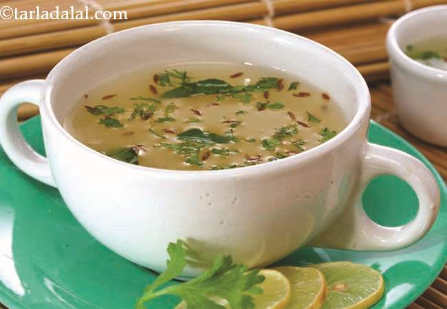 Nourishing Moong Soup (Weight Loss After Pregnancy)