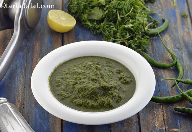 Nutritious Green Chutney