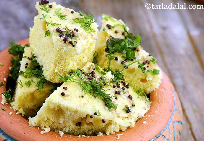 Nylon Khaman Dhokla ( Gujarati Recipe)