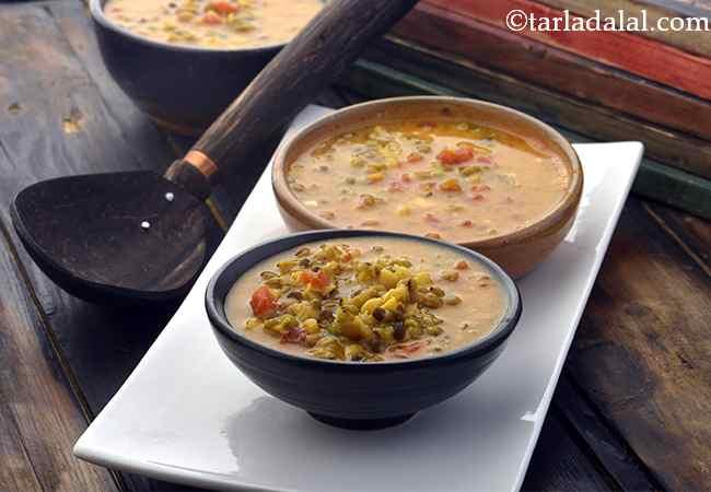 Panchratni Dal, Pressure Cooker Panchratni Dal Recipe