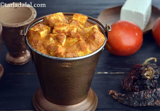 पनीर मसाला रेसिपी | ढाबा स्टाइल पनीर मसाला | पंजाबी पनीर मसाला | - Paneer Masala
