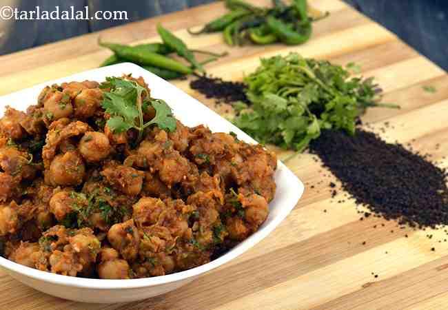 पिंडी छोले रेसिपी | पंजाबी पिंडी चना | रेस्टोरेंट स्टाइल पिंडी छोले | - Pindi Chole, Punjabi Pindi Chana Recipe