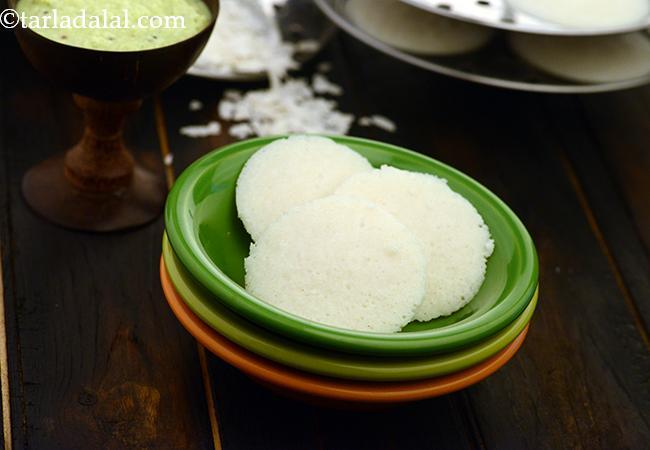 झटपट पोहा इडली रेसिपी | पोहा इडली बनाने की विधि | इन्स्टन्ट पोहा इडली - Instant Poha Idli, Aval Idli