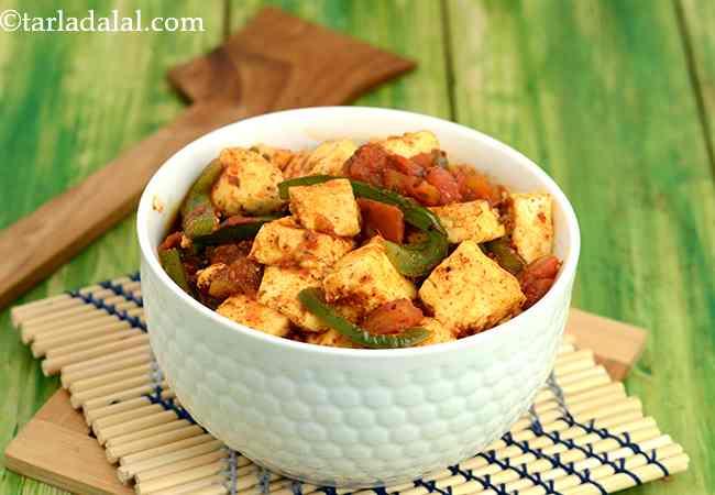 झटपट पनीर सब्जी रेसिपी   पनीर मसाला   झटपट पनीर की स्वादिष्ट सब्जी   पंजाबी सब्जी
