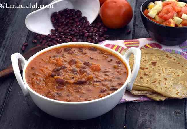 Rajma Curry, Punjabi Rajma Masala Recipe