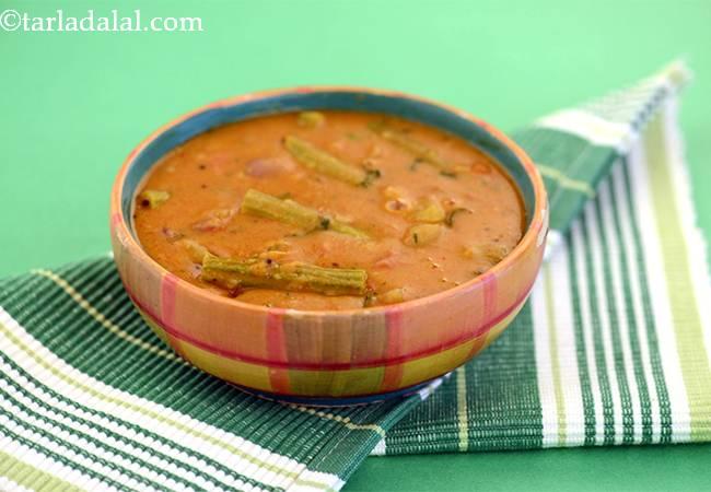 Sambar Recipe, South Indian Homemade Sambar Recipe