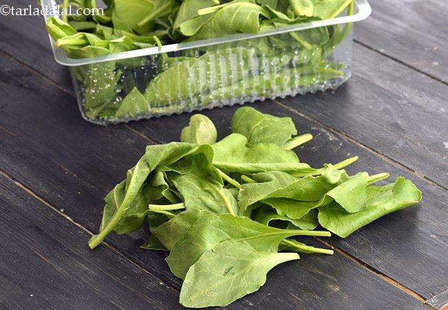 पालक ( Spinach )