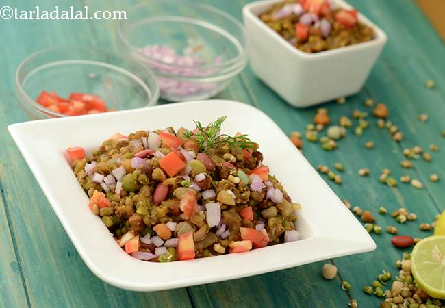 Sprouts Misal, Protein Rich Recipes